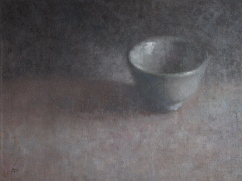 Evening Prayer 30x40 cm