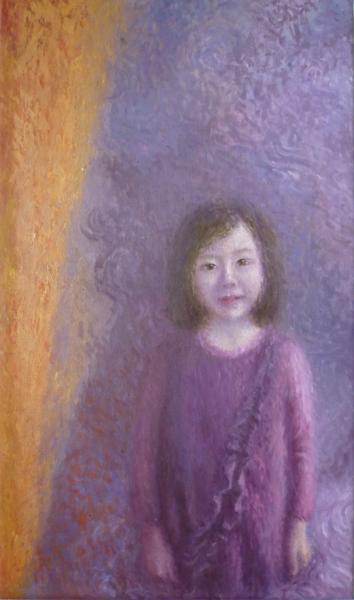 Piscean Child 86x51 cm