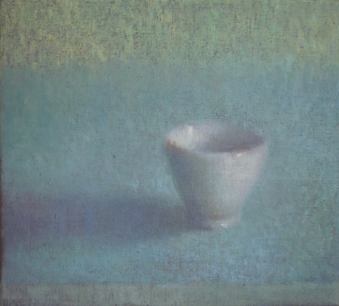 Tea with Rothko 27x30 cm