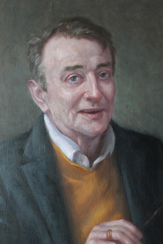 Detail of John